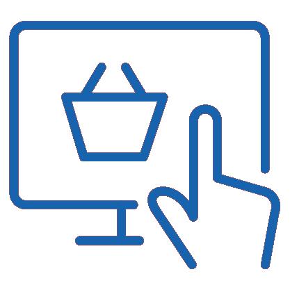 Online bestellen und im E-Center in Weiden abholen