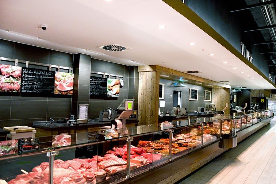 Fleisch von E-Center Grünbauer in Weiden