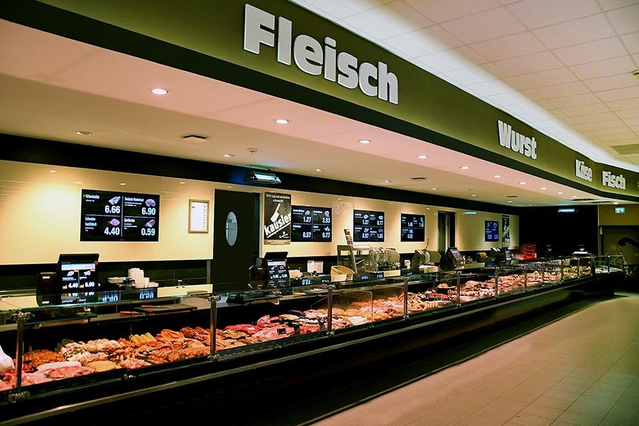 Fleisch bei EDEKA Grünbauer in Weiden